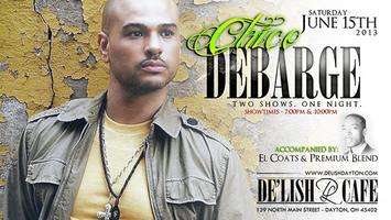 An Intimate Evening with Chico Debarge