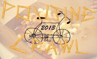 Cyclepoutine Poutine Crawl 2013
