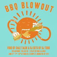 BBQ Blowout w/ Chef Dale Talde & DJ TODD