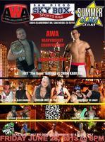 """American Wrestling Alliance presents """"SUMMER SLAM JAM..."""