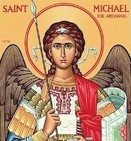 St. Michael's Outreach logo