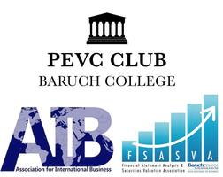 Baruch College Private Equity Venture Capital Club and Lawrance N. Field Center for Entrepreneurship
