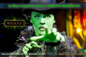 """The Wicked"" New York, Tickets and Tour Dates"