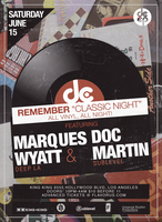 DEEP-LA DOC MARTIN & MARQUES WYATT