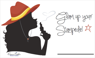 GLAM UP YOUR STAMPEDE!