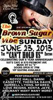 She Speaks! Inc, Presents: The Brown Sugar Vibe's...