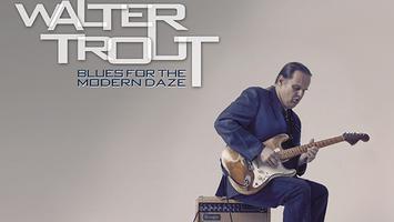 Blues Guitar Legend WALTER TROUT