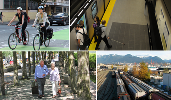 Sustainable Transportation and the Greenest City Action...