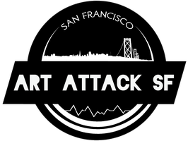 """Art Attack SF & Pabst Blue Ribbon Present: """"Beauty is..."""