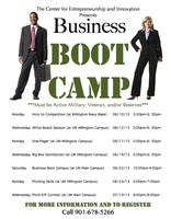 Introduction to Boot Camp Competition