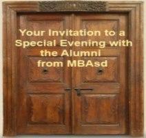 MBAsd Alumni Evening  (organized by CBS Alumni)