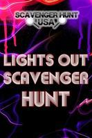 Lights Out Scavenger Hunt