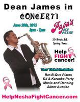 Dean James Concert | Help Nesha Fight Cancer | BBQ
