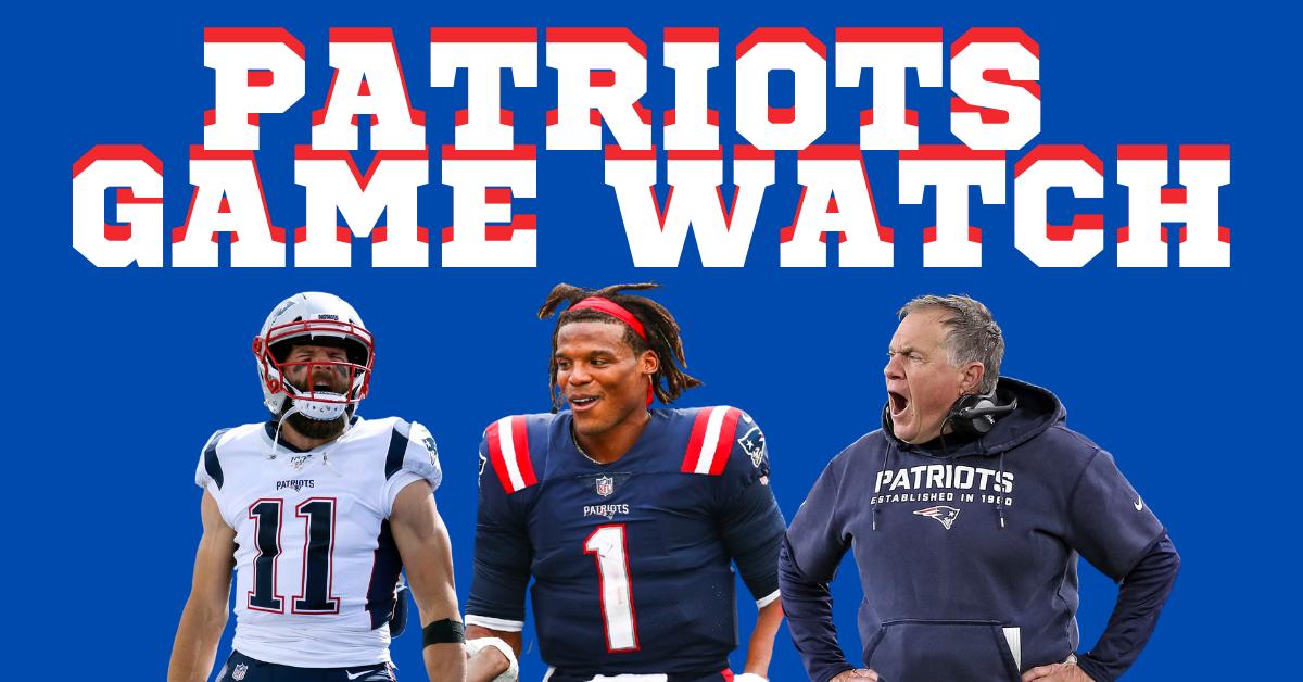 Patriots Game Watch at The Lansdowne Pub!