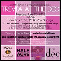 Trivia At The Dec
