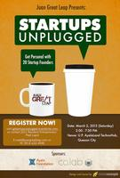 Juan Great Leap's Startups Unplugged: Get Personal...
