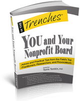 Book Launch: YOU and Your Nonprofit Board: Advice and...