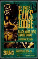 Black Moor - Analog Signal - Sanktuary