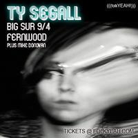 (((folkYEAH!))) Presents in Big Sur: TY SEGALL + Mike...