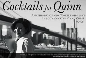 Cocktails for Quinn - #C4Q