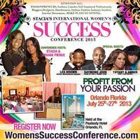 Dr. Stacia Pierce's International Women's Success...