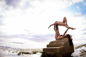 FREE AcroYoga Class!  at BayAcro, Tues 6/25