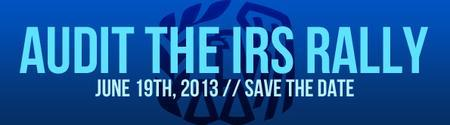 BUS TRIP: AUDIT THE IRS RALLY/PROTEST