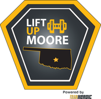 CrossFit BR (Baton Rouge):  Lift Up Moore