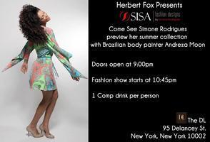 HERBERT FOX PRESENTS: Simone Rodrigues preview her...