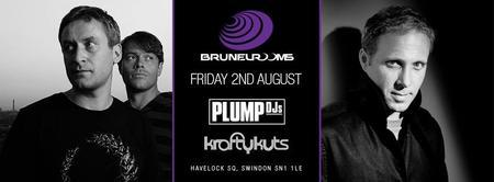 Brunel Rooms presents Krafty Kuts, Plump DJ's & Logan...
