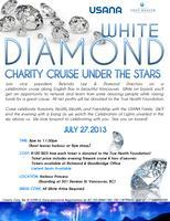 USANA White Diamond Charity Cruise Under The Stars