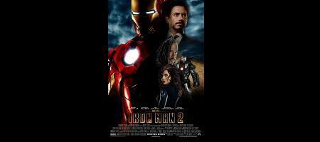 Cine - Week @ tonbildspinnerei presents: Iron Man 2