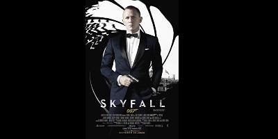 Cine - Week @ tonbildspinnerei presents: Skyfall