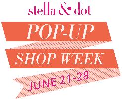 Stella & Dot Pop Up Shop ~ Loralei's Boutique