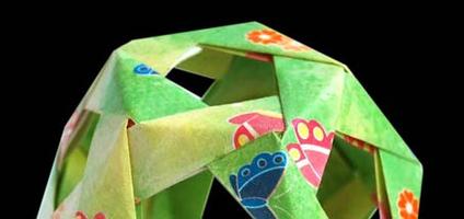 Dublin's Origami Gathering