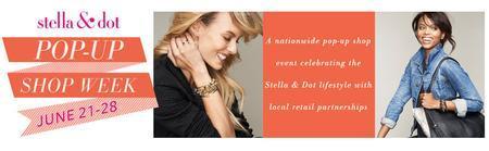 STELLA & DOT Pop Up Shop and Meet Stella & Dot Event...