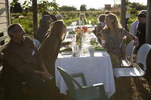 SUSTAIN: Seasonal Dinners in a Unique Setting