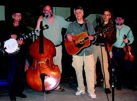 Saturday Night Bluegrass Band