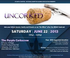 HU Uncorked Wine Social + Scholarship Fundraiser