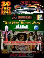 Soul Train Costume Party - Afros, Bell Bottoms &...