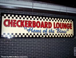 Blues at The CHECKERBOARD LOUNGE Monday Nights