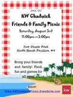 KW Chadwick Group Picnic 2013