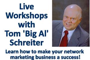 Big Al Workshop - Houston TX