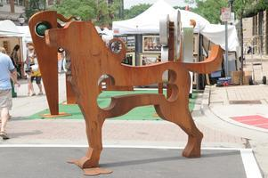 Highland Park Kicks Off the Dog Days of Summer