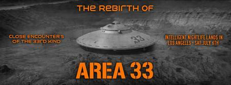 The rebirth of AREA 33: Close encounters of the 33rd...