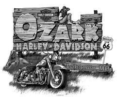 Ozark Harley-Davidson Demo Day/Gadget Seminar