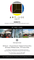 Sunday Wave Brunch Party on the Water! Artside NYC's...