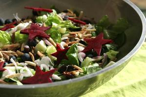 St. Louis Mo. - Rockin' Summer Salads and Savory Salad...