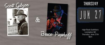 Songcraft Live - Scott Gibson and Bruce Piephoff
