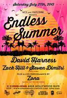 7/27 - WCS Events and Vinyl Tribe pres. ENDLESS SUMMER...